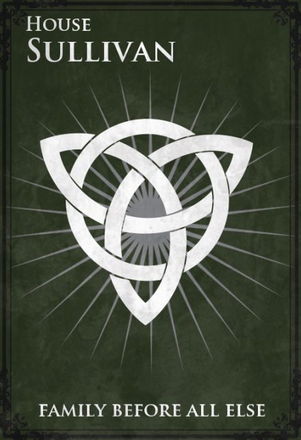 Now Everyone Can Have A House Sigil And Then There Was Sarah